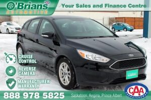 2016 Ford Focus SE w/Mfg Warranty