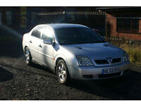 Vauxhall Vectra 1.8 (Cheap car with low mileage and MOT)