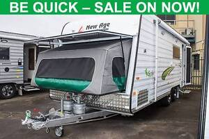 A30611 New Age Gecko, Compact Design with Triple Bunks & Ensuite! Penrith Penrith Area Preview