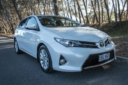 2015 Toyota Corolla ZRE182R Ascent Sport S-CVT Crystal Pearl 7 Speed Constant Variable Hatchback Old Reynella Morphett Vale Area Preview