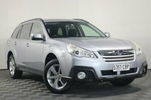 2013 Subaru Outback B5A MY13 2.5i Lineartronic AWD Silver 6 Speed Constant Variable Wagon Wayville Unley Area Preview
