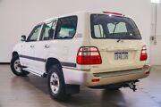 2004 Toyota Landcruiser UZJ100R GXL White 5 Speed Automatic Wagon Myaree Melville Area Preview