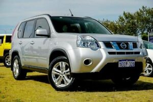 2013 Nissan X-Trail T31 Series V ST 2WD Silver 1 Speed Constant Variable Wagon Clarkson Wanneroo Area Preview