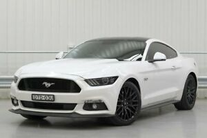 2017 Ford Mustang FM GT White Sports Automatic Parramatta Parramatta Area Preview
