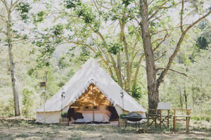 Done-For-You Glamping Experiences