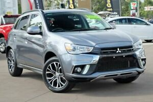 2018 Mitsubishi ASX XC MY18 LS 2WD Grey 6 Speed Constant Variable Wagon McGraths Hill Hawkesbury Area Preview