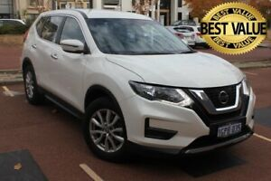2018 Nissan X-Trail T32 Series 2 ST 7 Seat (2WD) Ivory Pearl Continuous Variable Wagon East Perth Perth City Area Preview