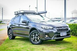2018 Subaru XV G5X MY18 2.0i-L Lineartronic AWD Grey 7 Speed Constant Variable Wagon