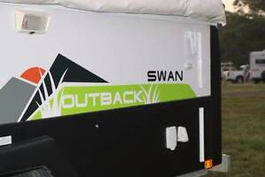 Jayco Swan Outback 2014 Camper Trailer Nords Wharf Lake Macquarie Area Preview