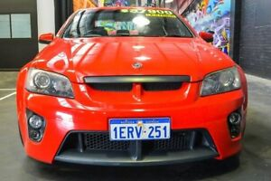 2009 Holden Special Vehicles GTS E Series MY09 Red 6 Speed Sports Automatic Sedan
