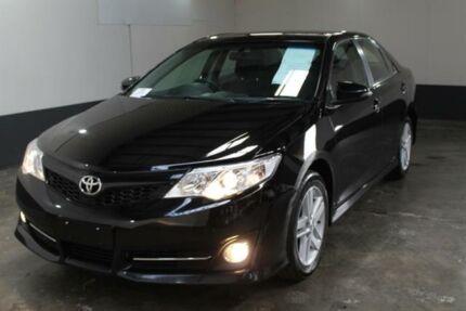 2013 Toyota Camry ASV50R Atara R Black 6 Speed Automatic Sedan Pennington Charles Sturt Area Preview