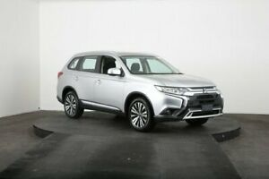 2018 Mitsubishi Outlander ZL MY19 ES 7 Seat (AWD) Silver Continuous Variable Wagon