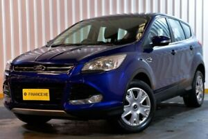 2014 Ford Kuga TF Ambiente AWD Blue 6 Speed Sports Automatic Wagon Hendra Brisbane North East Preview