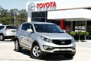 2015 Kia Sportage SL MY14 Si 2WD Premium Silver 6 Speed Sports Automatic Wagon Wyoming Gosford Area Preview