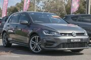2018 Volkswagen Golf 7.5 MY18 110TSI DSG Highline Grey 7 Speed Sports Automatic Dual Clutch Phillip Woden Valley Preview