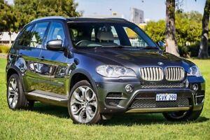 2010 BMW X5 E70 MY11 xDrive50i Steptronic Sport Grey 8 Speed Sports Automatic Wagon