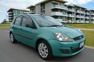 2007 Ford Fiesta WQ LX Green 4 Speed Automatic Hatchback Somerton Park Holdfast Bay Preview