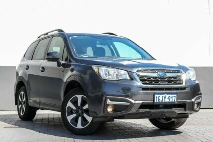 2018 Subaru Forester S4 MY18 2.5i-L CVT AWD Grey 6 Speed Constant Variable Wagon Maddington Gosnells Area Preview