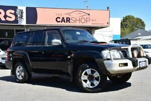 2005 NISSAN PATROL *** 3.0 TURBO DIESEL *** BAR WORK *** GO ANYWHERE 4X4 *** 7 SEATER *** Victoria Park Victoria Park Area Preview
