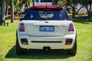 2013 Mini Hatch R56 LCI John Cooper Works White 6 Speed Manual Hatchback Victoria Park Victoria Park Area Preview