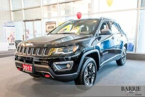 2017 Jeep New Compass ***TRAILHAWK***NAVI***LEATHER***PANORAMIC