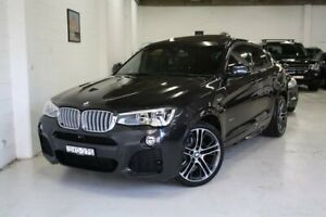 2014 BMW X4 F26 xDrive35i Coupe Steptronic Grey 8 Speed Automatic Wagon Castle Hill The Hills District Preview