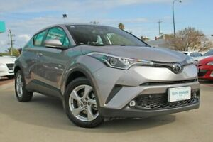 2018 Toyota C-HR NGX10R Update (2WD) Grey Continuous Variable Wagon Victoria Park Victoria Park Area Preview