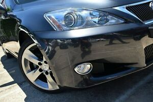 2009 Lexus IS250C GSE20R Sports Luxury Grey 6 Speed Automatic Convertible Mosman Mosman Area Preview