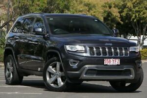 2014 Jeep Grand Cherokee WK MY15 Limited Grey 8 Speed Sports Automatic Wagon Chermside Brisbane North East Preview