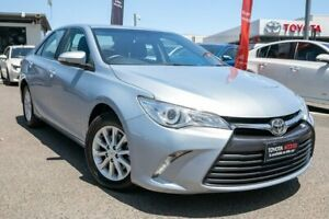 2017 Toyota Camry ASV50R Altise Blue 6 Speed Sports Automatic Sedan Dandenong Greater Dandenong Preview
