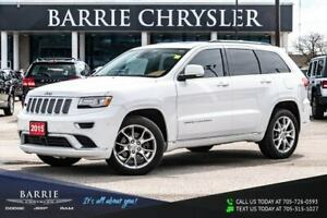 2015 Jeep Grand Cherokee ***SUMMIT MODEL***NAVIGATION/GPS***2 DV