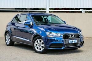 2011 Audi A1 8X 1.4 TFSI Attraction Blue 7 Speed Auto Direct Shift Hatchback Cannington Canning Area Preview