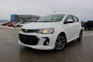 2017 Chevrolet Sonic LT *RS HATCH, SAVE THOUSANDS*