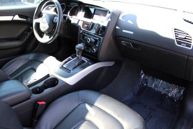 Image 12 Voiture Européenne d'occasion Audi A5 2013