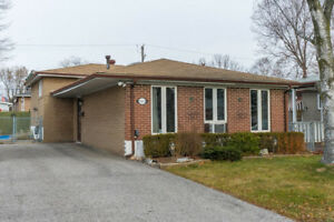 For Rent: 5 Bdrm Det'd Home In Pickering