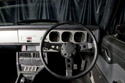 1976 Holden Torana Black Manual 2-Door Coupe