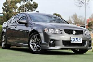 2012 Holden Commodore VE II MY12 SS Silver 6 Speed Sports Automatic Sedan Berwick Casey Area Preview