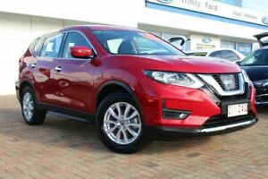 2017 Nissan X-Trail T32 Series II ST Red 7 Speed Automatic SUV Parramatta Park Cairns City Preview