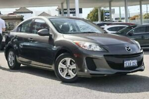 2012 Mazda 3 BL10F2 Neo Activematic Grey 5 Speed Sports Automatic Sedan Osborne Park Stirling Area Preview