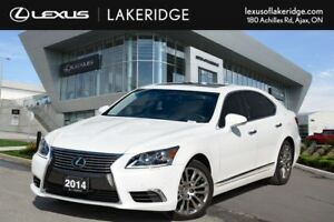 2014 Lexus LS 460 SWB, Technology, AWD,No Accidents,