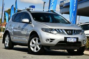 2009 Nissan Murano Z51 TI Silver 6 Speed Constant Variable Wagon Melville Melville Area Preview