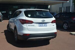 2012 Hyundai Santa Fe DM MY13 Active White 6 Speed Sports Automatic Wagon Gosnells Gosnells Area Preview