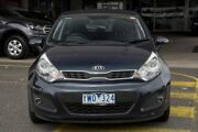 2012 Kia Rio UB MY12 SI Deep Blue 6 Speed Sports Automatic Hatchback Mornington Mornington Peninsula Preview
