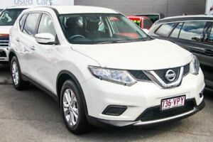 2015 Nissan X-Trail T32 ST X-tronic 2WD White 7 Speed Constant Variable Wagon Capalaba Brisbane South East Preview