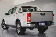 2016 Holden Colorado RG MY16 LTZ Crew Cab Silver 6 Speed Sports Automatic Utility Midvale Mundaring Area Preview