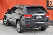 2012 Jeep Grand Cherokee WK MY2012 Limited Grey 5 Speed Sports Automatic Wagon Molendinar Gold Coast City Preview