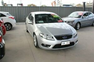 2008 Ford Falcon FG G6 5 Speed Automatic Sedan Mitchell Gungahlin Area Preview
