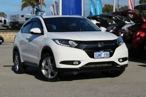 2018 Honda HR-V MY17 VTi-S White 1 Speed Constant Variable Hatchback Greenfields Mandurah Area Preview
