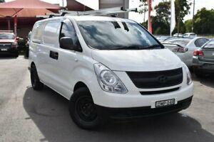 2010 Hyundai iLOAD TQ-V White 5 Speed Sports Automatic Van Tuggerah Wyong Area Preview