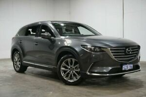 2018 Mazda CX-9 TC GT SKYACTIV-Drive Grey 6 Speed Sports Automatic Wagon Welshpool Canning Area Preview